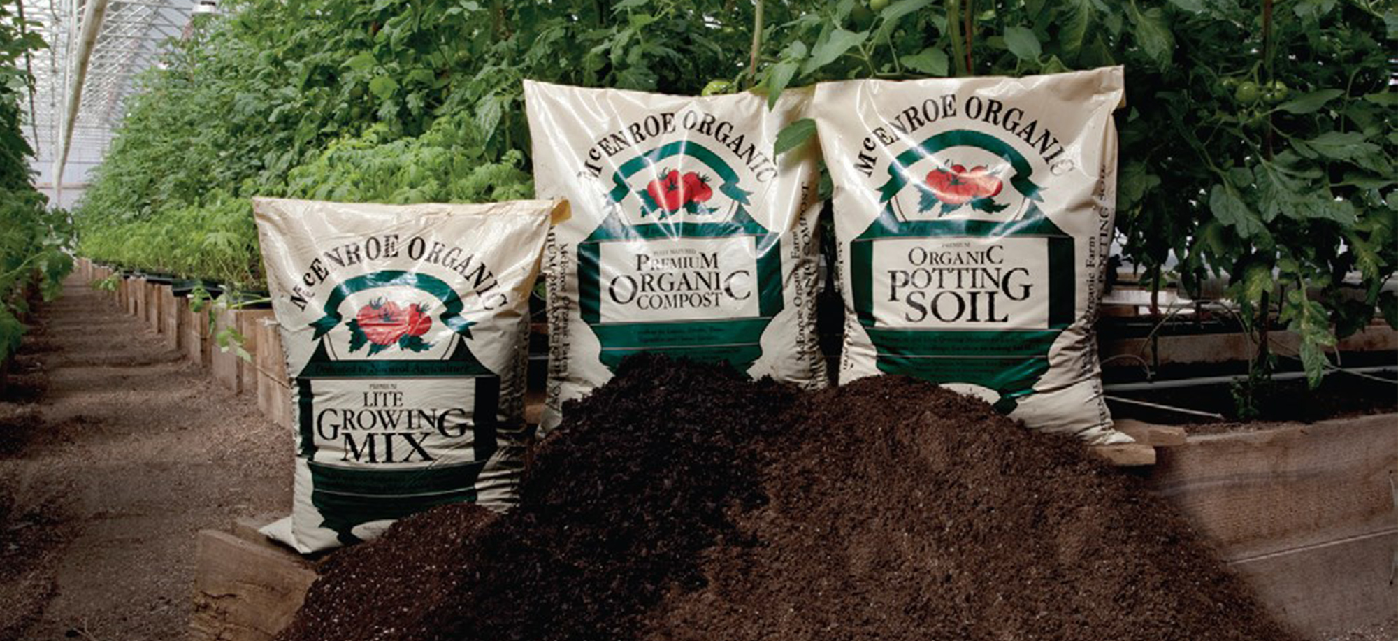 Our Compost is the Base of all of our Premium Soils
